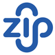 Normal zip logo editable