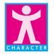 Normal character logo